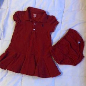 Ralph Lauren Polo dress